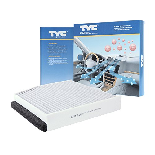 TYC 800192C Replacement Cabin Air Filter (MERCEDES-BENZ) (Best Quality Air Filters For Cars)