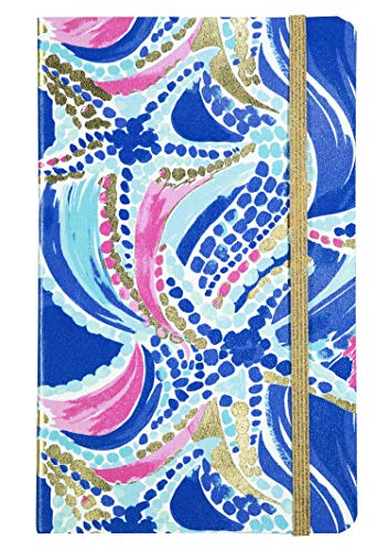 Lilly Pulitzer Colorful Journal in Ocean - Sassy Lily Pad