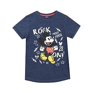 Disney Boys' Mickey Mouse T-Shirt