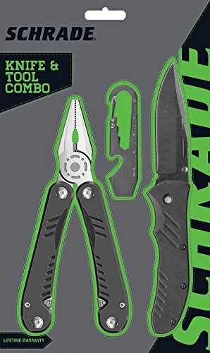Amazon com : Schrade Knife and Tool Combo : Sports & Outdoors