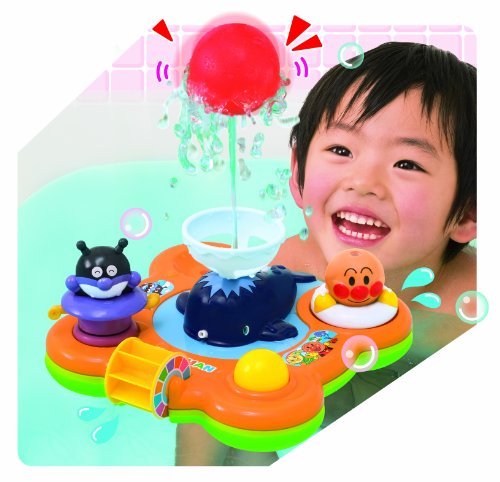 Anpanman Fountain Play(Japan) by Agatsuma