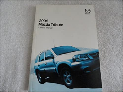 Mazda tribute specs & photos 2001, 2002, 2003, 2004, 2005, 2006.