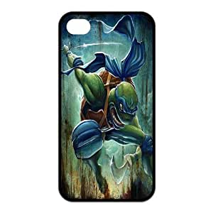 iPhone 4 / iPhone 4s TPU Gel Skin / Cover, Custom TPU iPhone 4g Back Case - TMNT