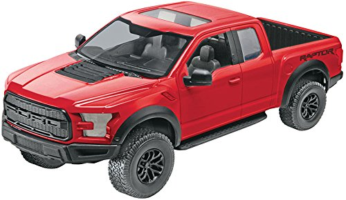 Revell SnapTite 2017 Ford F-150 Raptor Pick Up Truck Model Kit