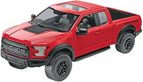 (Revell SnapTite 2017 Ford F-150 Raptor Pick Up Truck Model Kit)