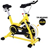 Best Fitness Spin Bikes - ANCHEER Exercise Bikes Indoor Cycling Stationary Bike Review