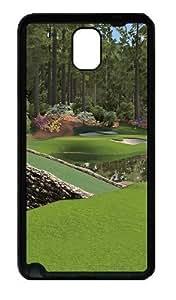 12th Augusta National Custom Designer For Iphone 5/5S Case Cover - Hard - Black