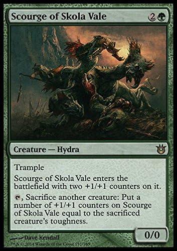 137//165 - Born of the Gods Scourge of Skola Vale Rare