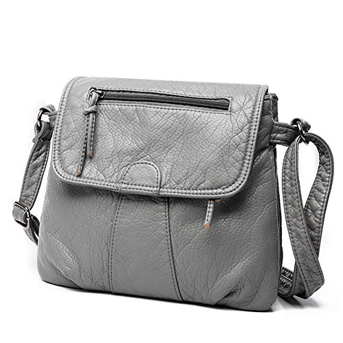al Hombro Gris Mujer para Bolso Flying Gris 0Rq8w