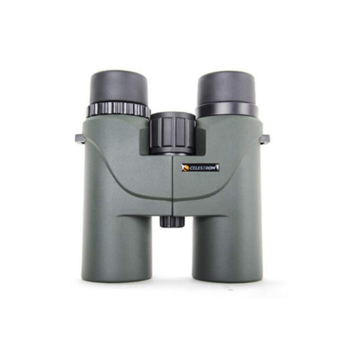 Kaiyitong Telescope, 8X42 High-Definition Low-Light Night Vision Nitrogen-Filled Waterproof HD Telescope, Outdoor Hunting Adult Non-Infrared Binoculars (Color : Gray)