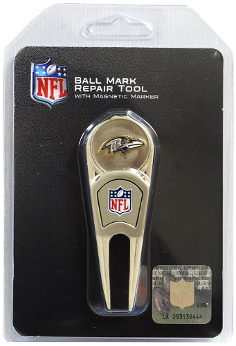 - Baltimore Ravens Repair Tool and Ball Marker