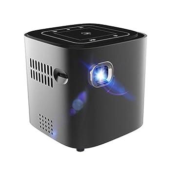 AN Proyector HD Smart 3D, Mini Proyector Portátil Conexión ...