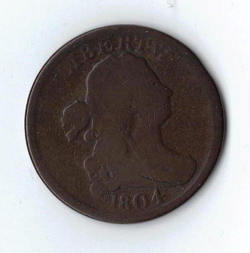 1793-1857 US Half Cent