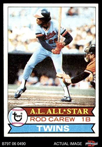 1979 Topps # 300 Rod Carew Minnesota Twins (Baseball Card) Dean