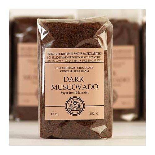 Sugar - Dark Muscovado (Mauritius) 1# (Dark Sugar)