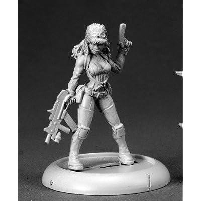 Reaper Farrah, Sci Fi Heroine Chronoscope Miniature: Toys & Games