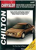CH20360 Chilton Chrysler Concorde Intrepid New Yorker LHS Vision 1993-1997 Repair Manual