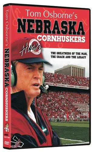 Tom Osborne's Nebraska Cornhuskers (Nebraska Cornhuskers Dvd)