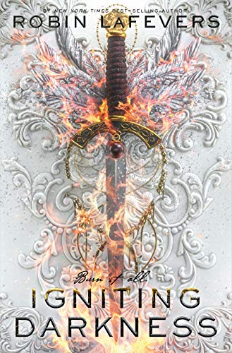 Book Cover: Igniting Darkness