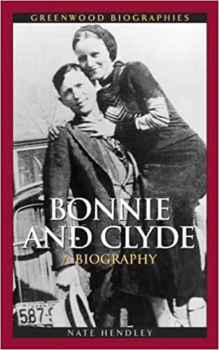 amazon com bonnie and clyde a biography greenwood biographies