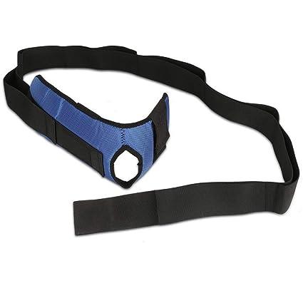 Amazon.com : RXRENXIA Yoga Belt, Yoga Stretch Strap, Lower ...