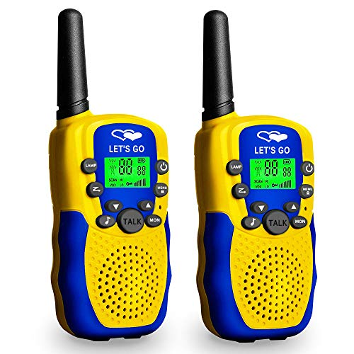 Tisy Long Range Two Way Radios 38D Best Gifts FREE SHIPPING