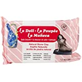 ACTIVA La Doll Natural Air Dry Stone Clay 1.1 pound (500g)