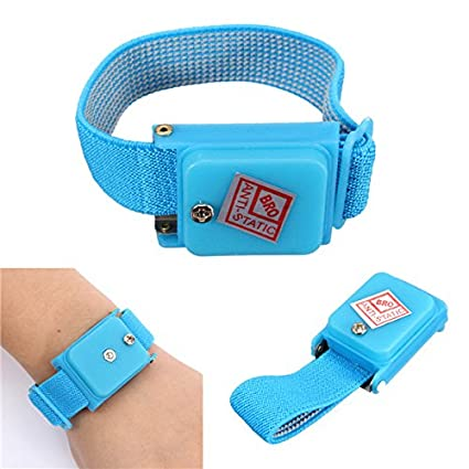 Hand Tool Sets Anti-static Bracelet Wrist Strap Esd Electrostatic Discharge Metal Watch For Repairing Sensitive Phone Electronic Components Back To Search Resultstools