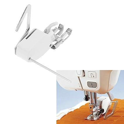 Pie de Prensatelas 7mm Domybest Accesorios para máquinas de coser