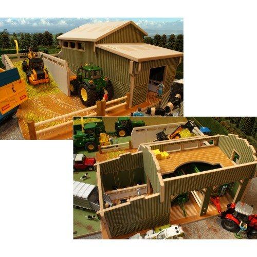 Amazon First Company: BRUSHWOOD TOY FARM BT8850 MY FIRST FARM PLAY SET By