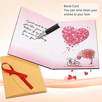 "Gift Unique Typographic Personalised /""Stamp/"" Valentines Card"