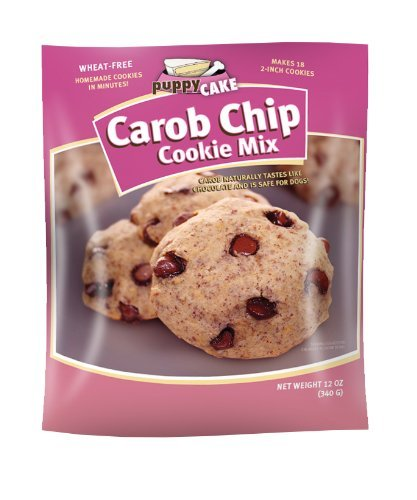 Carob Chip Cookie Mix for Dogs - Makes 18 Fresh Baked Coo...