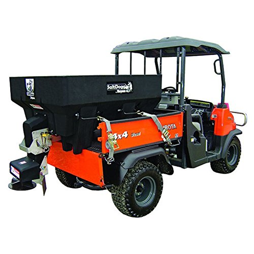 SaltDogg Electric Poly Hopper Spreader - 3/4 Cubic Yard Capacity, Model# SHPE0750 by SaltDogg