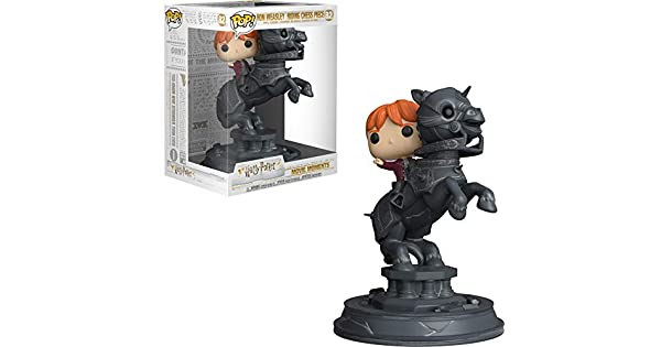 Amazon.com: Funko Movie Moment: Harry Potter – Pieza de ...