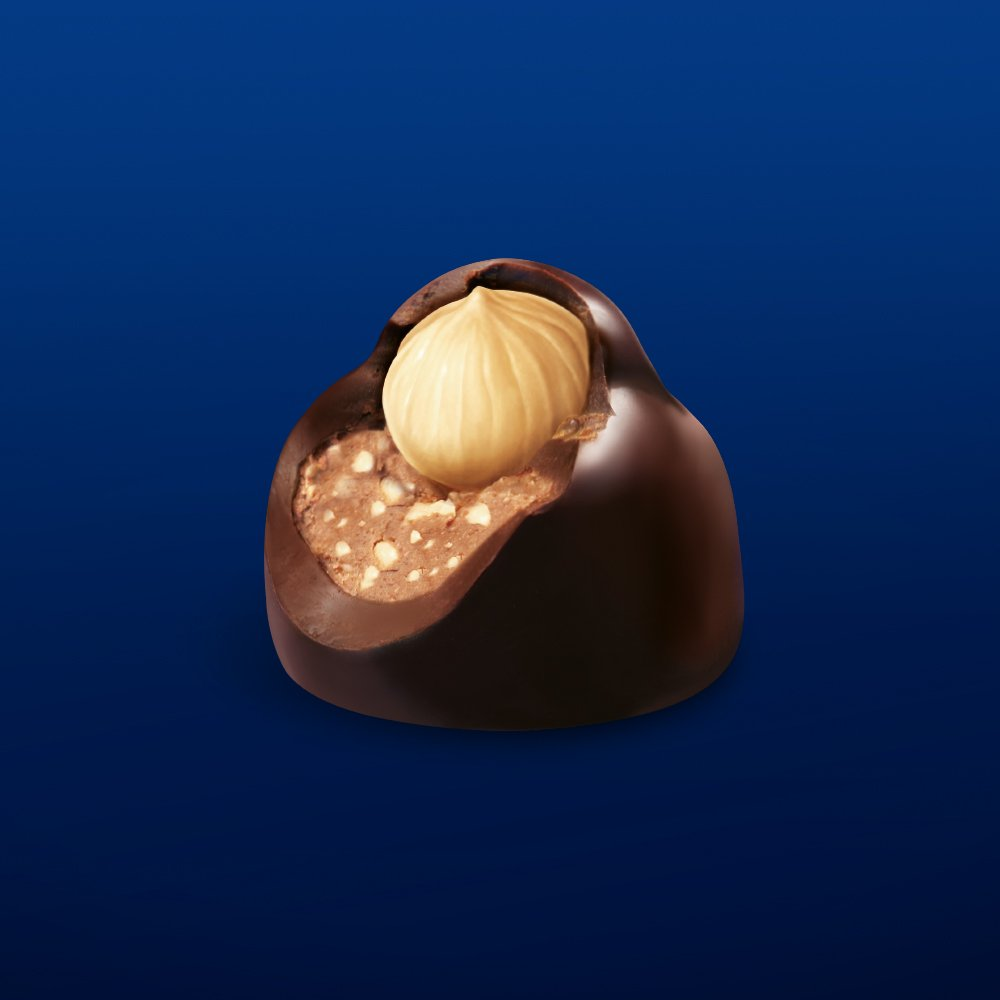 Perugina Baci Classic Dark Display Box, Dark Chocolate, 5.3 Pound by Perugina (Image #8)