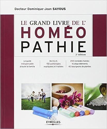 Téléchargement Le grand livre de l'homéopathie pdf epub