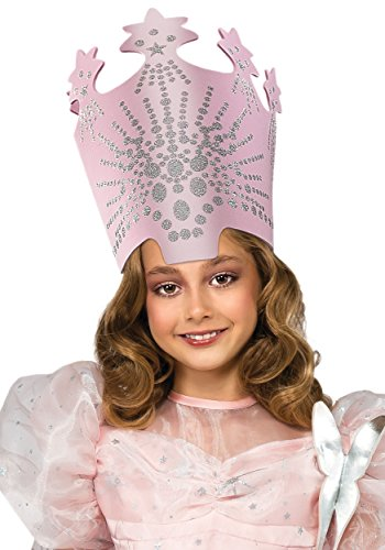 Rubies Wizard of Oz: Glinda The Good Witch Deluxe Crown ()