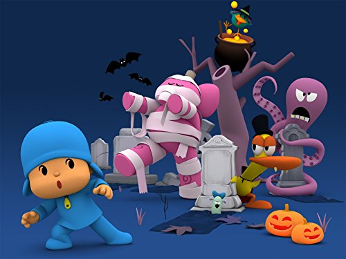 Pocoyo Halloween: Spooky Movies for