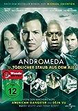 Andromeda - Tödlicher Staub aus dem All [2 DVDs]