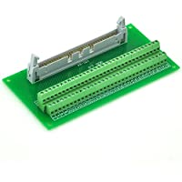 "electronics-salon idc64 2 x 32 pines 0,1 ""Conector Header Breakout, Terminal block"