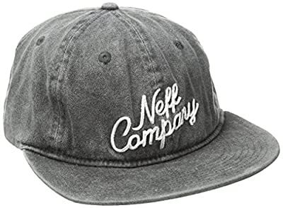 neff Men's Two Point Oh Cap by Neff Young Men's