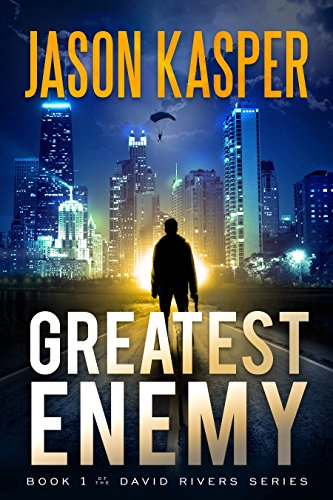 Greatest Enemy (David Rivers Book 1) cover