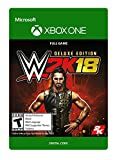 WWE 2K18: Digital Deluxe Edition - Xbox One [Digital Code]