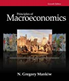 img - for Principles of Macroeconomics (Mankiw's Principles of Economics) book / textbook / text book