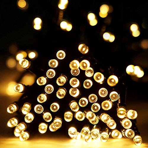 BRIGHT Starry String Lights Powered