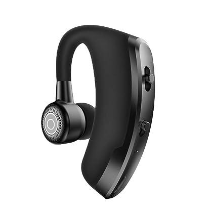 MUTANG Mini audífonos inalámbricos Bluetooth, Bluetooth V4.1 Auriculares Bluetooth para automóvil Auriculares inalámbricos
