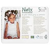 Naty by Nature Babycare Öko Höschen-Windeln - Größe 5 (12-18 Kg), 1err Pack (1 x 20 Stück) thumbnail