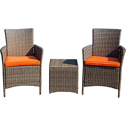 Patio Festival Wicker Rattan Cushions Noticeable