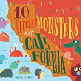 Search : 10 Little Monsters Visit California (4)