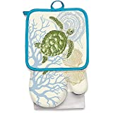 Kitchen Set Honu Turtle Voyage